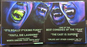 WHAT WE DO IN THE SHADOWS Season 1 Episodes 1-6 FX 2019 Emmy FYC 2 DVD Set