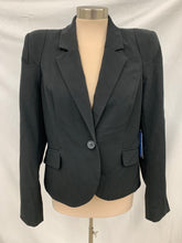 Load image into Gallery viewer, NWT Simply Vera Vera Wang  1 button Career Blazer Women's Sz 10