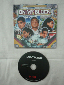 FYC 2019 ON MY BLOCK DVD (1) Pressbook EMMY NETFLIX