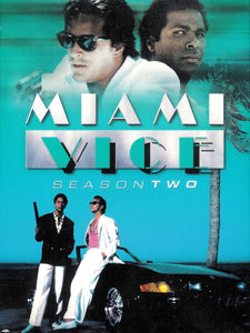 Miami Vice Season 1 & Season 2 (DVD REGION 1)