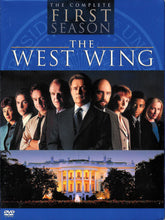 Load image into Gallery viewer, The West Wing - The Complete First Season (DVD, 2003, 4-Disc Set)