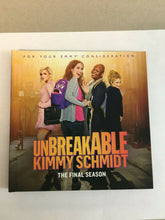Load image into Gallery viewer, FYC 2019 Unbreakable Kimmy Schmidt the Final Season DVD (2) Pressbook EMMY Netflix