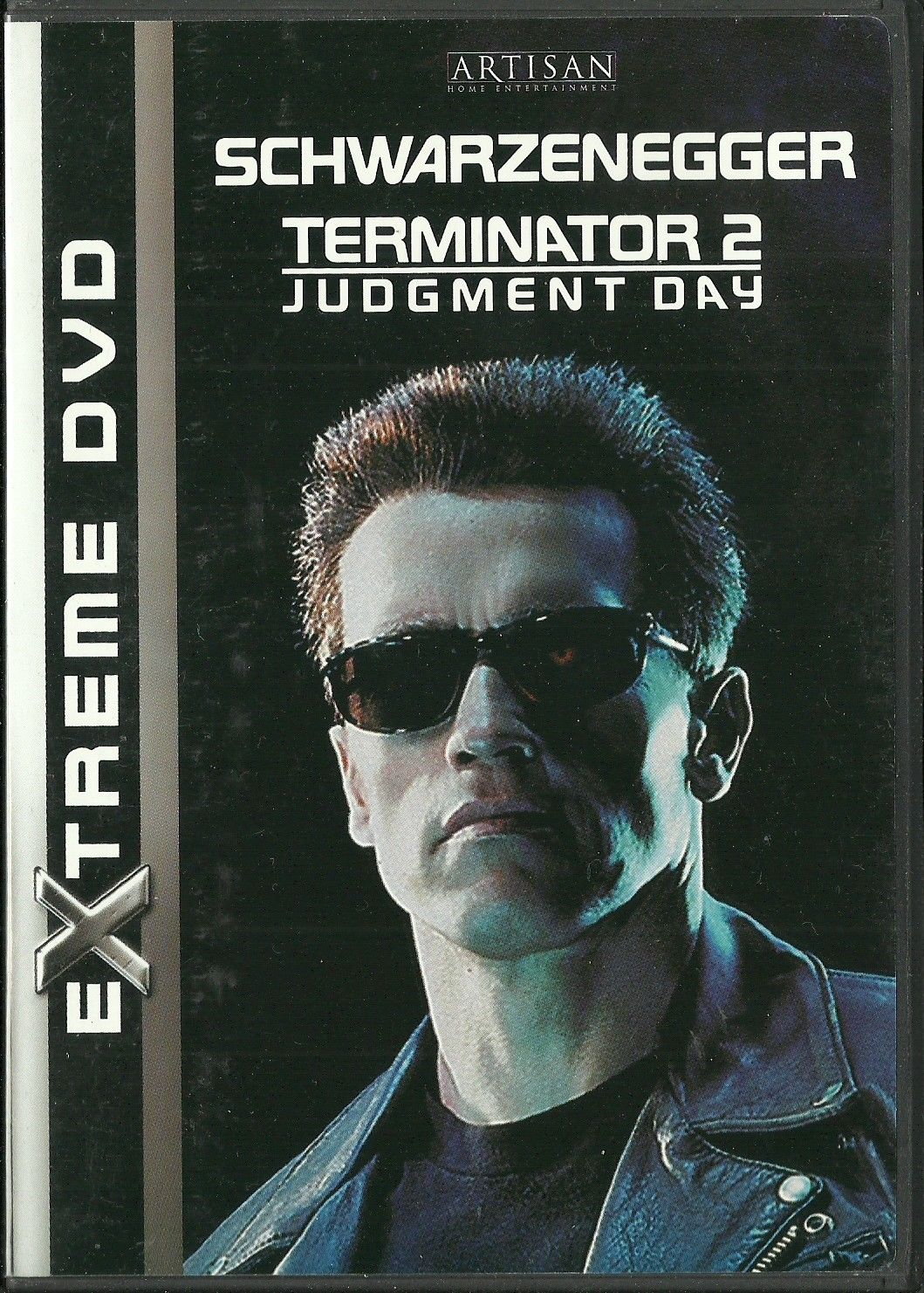 USED-Terminator 2 Judgment Day Extreme (DVD 2 Disc)