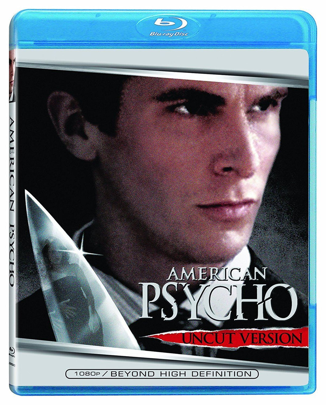 USED-American Psycho: Uncut Version (Blu-Ray, 2007)