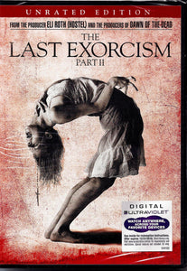 The Last Exorcism Part II (DVD)  Unrated Edition Includes Digital UltraV