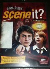 Harry Potter Scene It? THE DVD GAME SAMPLER Clips Stars On-Scre