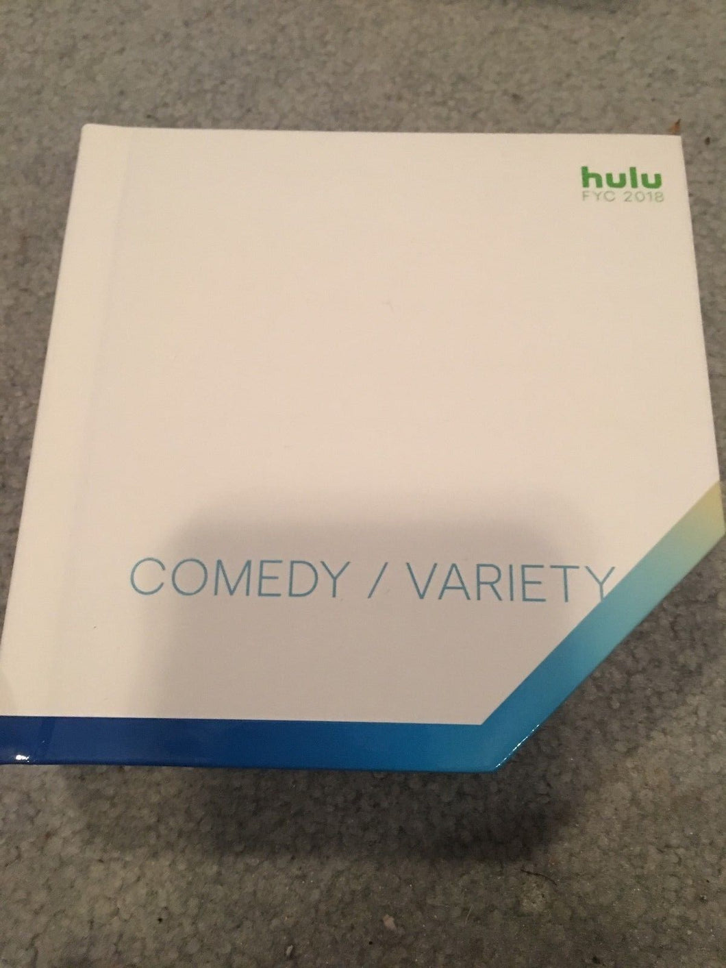 FYC 2018 Hulu-Comedy/Variety Pressbook-For Your Emmy Consideration (DVD)