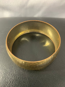 Metal Brass Bangle Vintage