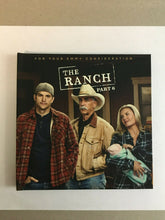 Load image into Gallery viewer, FYC 2019 THE RANCH Part 6 DVD (1) Pressbook EMMY Netflix ELISHA CUTHBERT