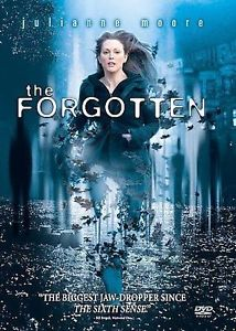 The Forgotten (DVD, 2005) Julianne Moore  Includes two versions of the f