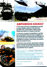 Load image into Gallery viewer, Weapons of War Series Amphibious Assault DVD + 24 Page Booklet New Seale