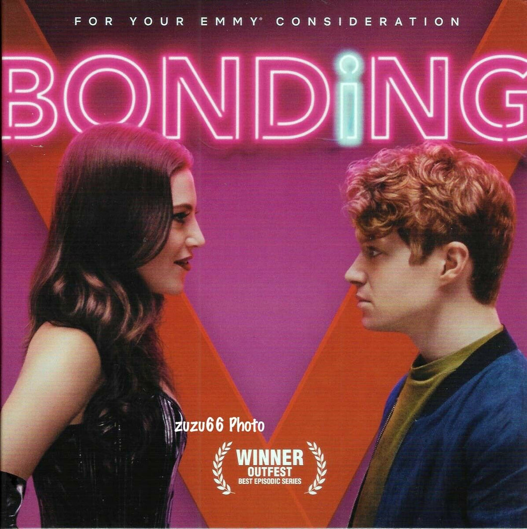 FYC 2019 BONDiNG For Your Consideration-NETFLIX  DVD