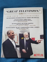 Load image into Gallery viewer, My Next Guest Needs No Introcuction with David Letterman 2018 Emmy For Your Consideration DVD