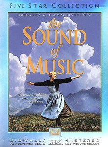 USED-The Sound of Music (DVD, 2-Disc Set) Five Star Collection