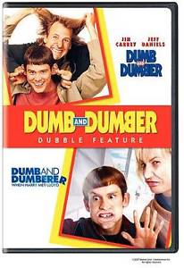 Dumb and Dumber/Dumb and Dumberer- Double Feature  (DVD)