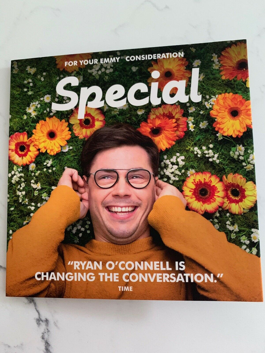 FYC 2019 SPECIAL DVD (1) Rfyan O'Connell is Changing The Conversation EMMY For Y