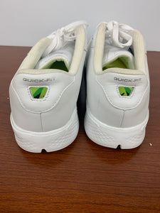 Sketchers GOGA MAXx Quick Fit Leather tennis shoes size 9
