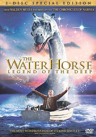 The Water Horse: Legend of the Deep (DVD, 2008, 2-Disc Set, Special Edit