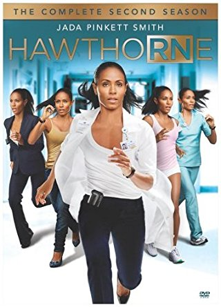HAWTHORNE SEASON 2- The Complete Second Season ( DVD 2011 3 disc set)