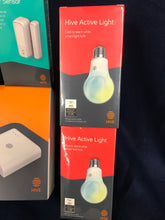 Load image into Gallery viewer, The hive hub smart home starter kit