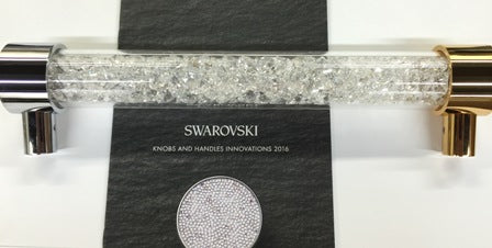 Swarovski 7160 Crystal Tube Handle