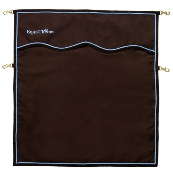 Equitheme stall curtain 145cmx190cm - Hoofprints Innovations