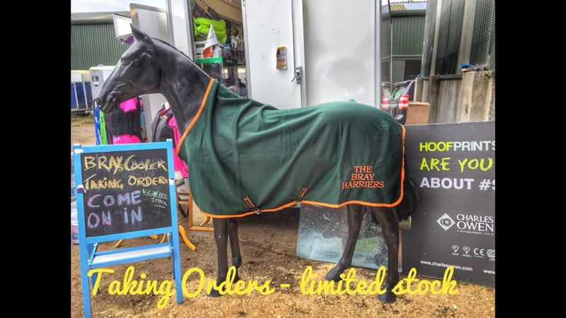"Horseware Amigo® Jersey Cooler - Very Limited Edition - Bray Harriers Hunt 6'6"" Only - Hoofprints Innovations"