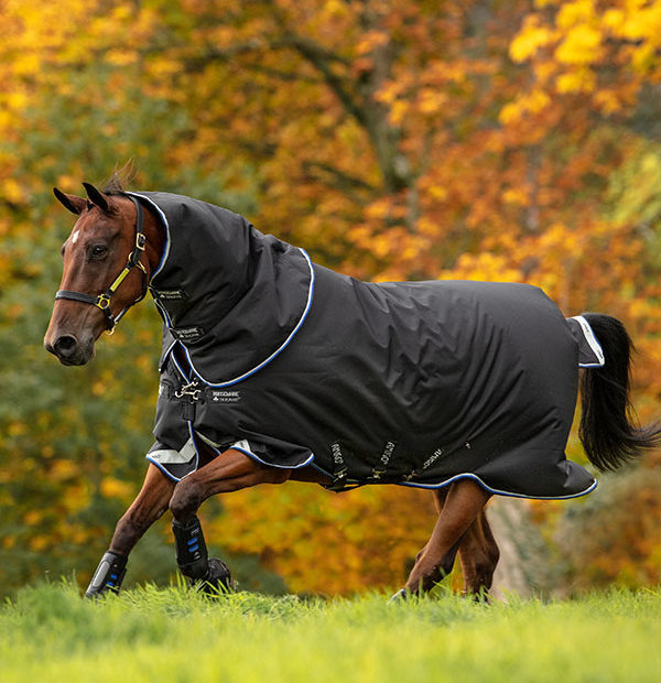 Horseware Amigo® Bravo 12 Plus Turnout Medium 250g - Hoofprints Innovations