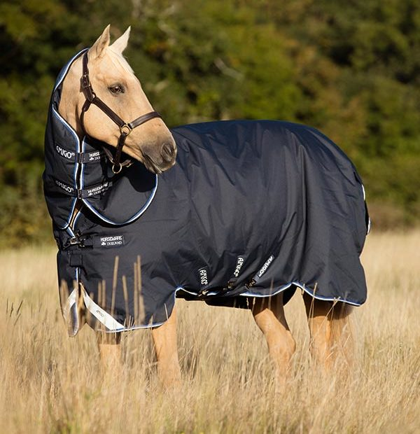 Horseware Amigo® Bravo 12 Plus Turnout Heavy 400g - Hoofprints Innovations