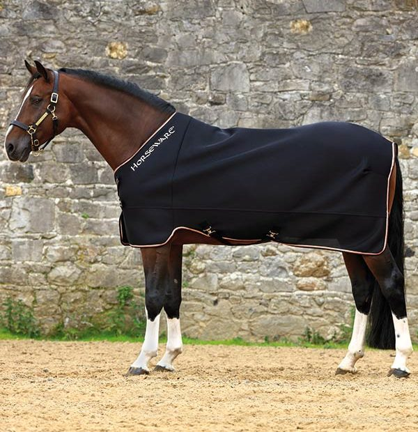 Horseware Rambo® Airmax Cooler with Disc Front Closure - Hoofprints Innovations