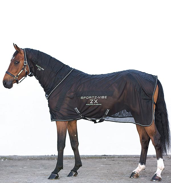Horseware Sportz-Vibe® ZX Horse Rug – The Wireless Version - Hoofprints Innovations