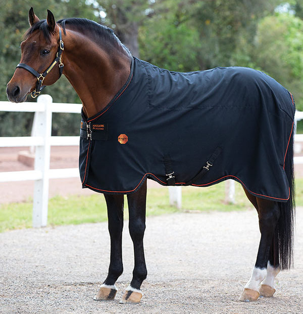 Horseware Rambo Ionic® Stable Sheet - Hoofprints Innovations