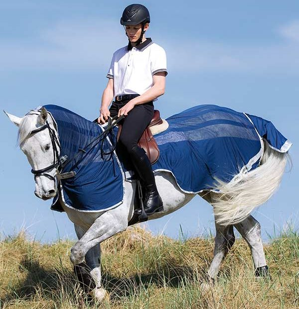 Horseware Amigo® Flyrider - Hoofprints Innovations