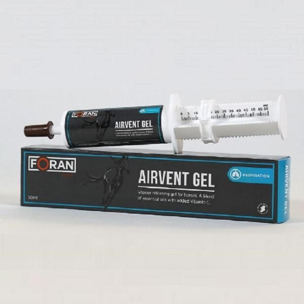 Foran Airvent Gel 50 ml - Hoofprints Innovations