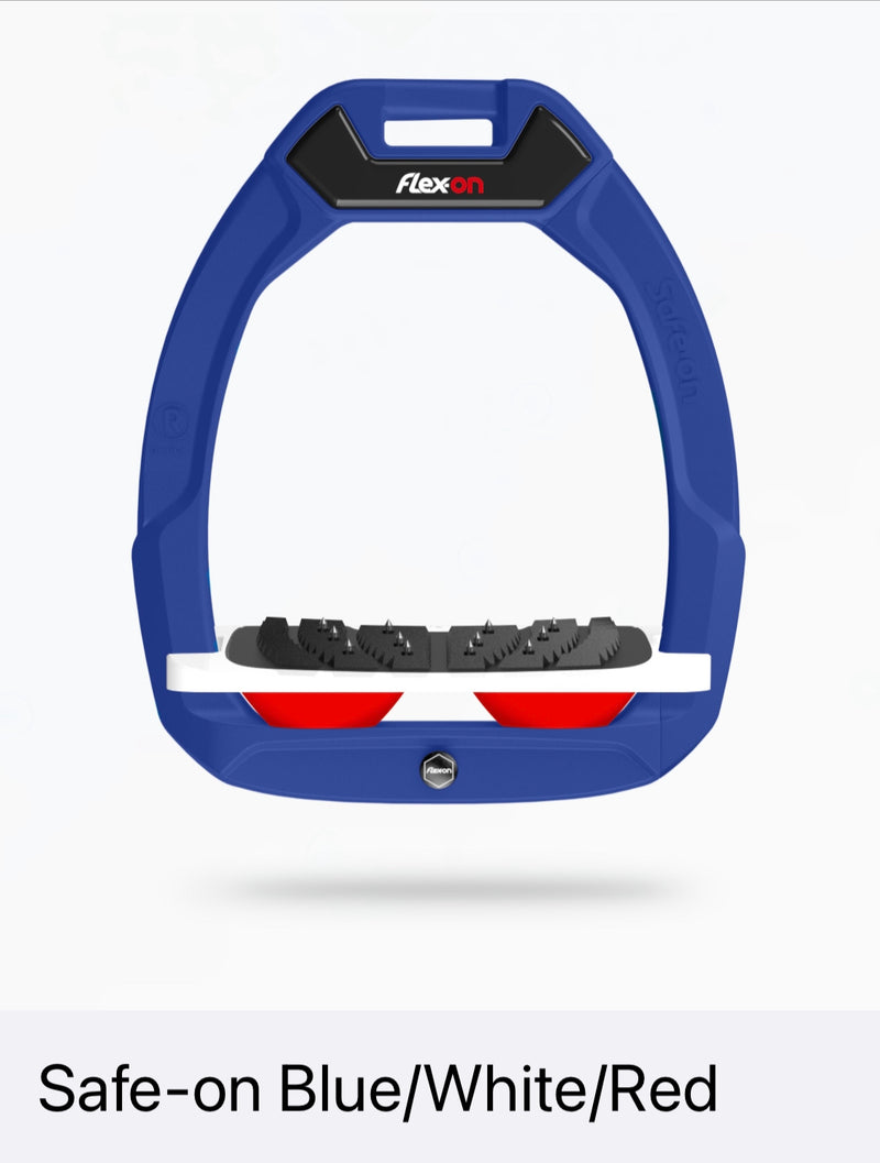 FLEX-ON SAFE-ON STIRRUPS