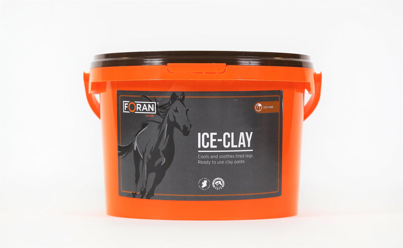 Foran Equine Ice Clay 1.5kg - Hoofprints Innovations