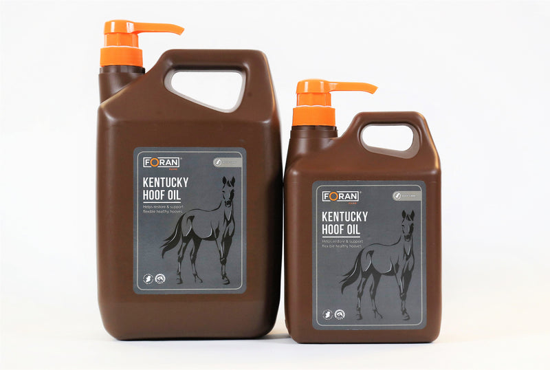 Foran Equine Kentucky Hoof Oil 2L - Hoofprints Innovations