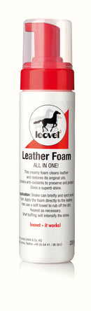 Leovet Leather Foam 200ml - Hoofprints Innovations