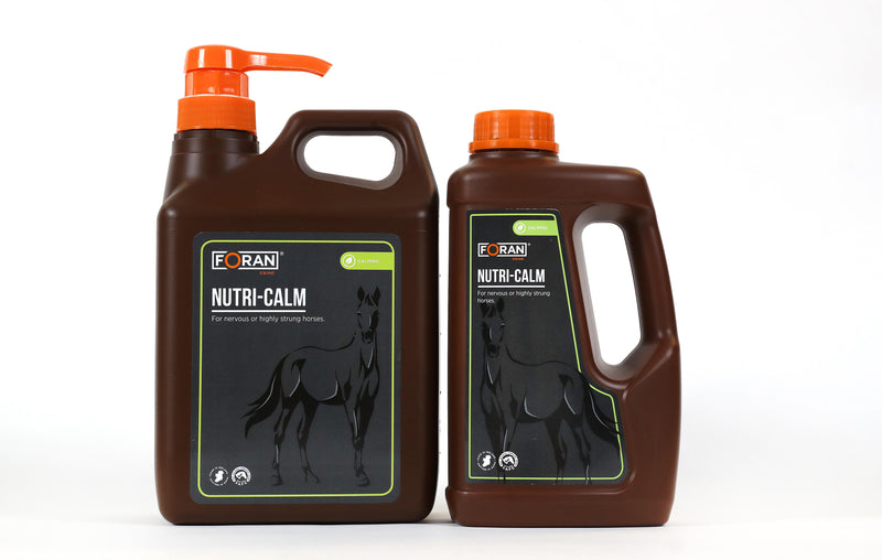 Foran Equine Nutri-Calm 1L - Hoofprints Innovations
