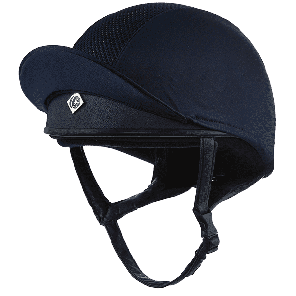 Charles Owen Pro II PLUS ROUND - Hoofprints Innovations
