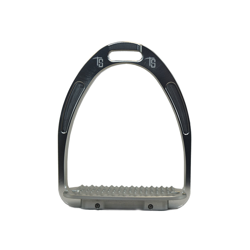 Tech Stirrups - Athena Jumping Stirrups - Hoofprints Innovations