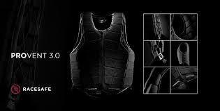 Racesafe Provent 3.0 Body Protector - Hoofprints Innovations