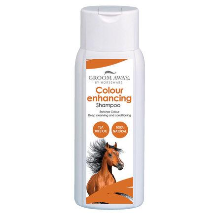 Groomaway Colour Enhancing Shampoo 400ml - Hoofprints Innovations