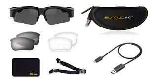 Sunnycam Sport 1080HD Wide Angle DVR Glasses - Hoofprints Innovations