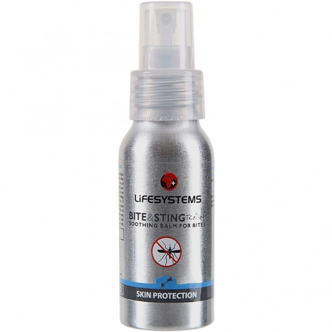 Lifesystems Bite And Sting Relief Spray (34210) - Hoofprints Innovations