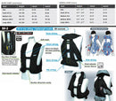 Hit-Air Vest Junior (min weight 25kg) - Hoofprints Innovations