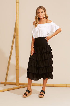 Haven Salema Ra Ra Skirt/Dress