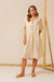 Haven Martinique Shirt Dress - 100% Linen - One Size