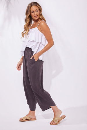 Haven Cuban Pants Brown