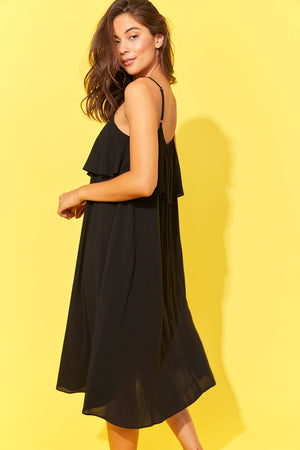 Haven Paradise Dress Black